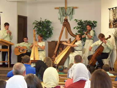 Harp Program in Grand Junction, CO