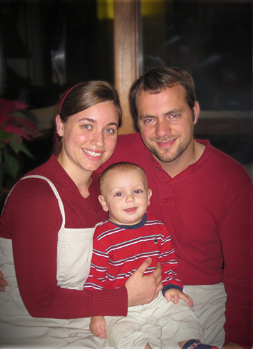 The Hochstetler Family—December, 2009