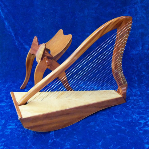 Go Back > Gallery For > Lap Harp