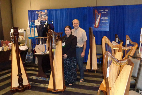Somerset New Jersey Harpfest