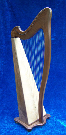 The Affordable Regency Harp