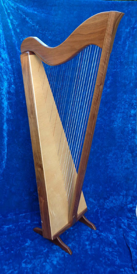Marini Made Harps - 31-Hallel Harp